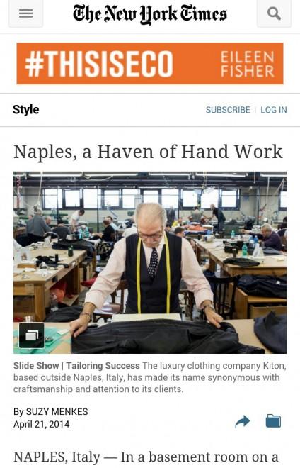 22afd2f922c49 Il The Guardian e il New York Times elogiano Napoli