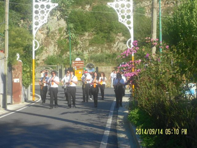 banda e processione