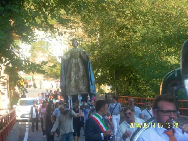 s. maria in processione