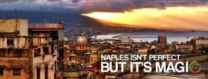 L'immagine di copertina della pagina Visit Naples